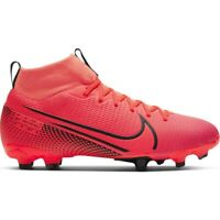 Nike Mercurial Superfly 7 Academy FG / MG Jr AT8120-606 football shoes red red