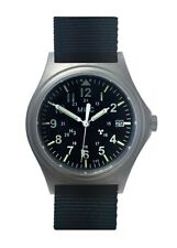 MWC 300m GTLS | 12/24 Titanium General Service Watch | Quartz | Sapphire Crystal