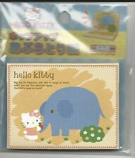 Sanrio Hello Kitty Oil Blotting Paper Tissue Elephant