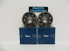 Koyo Crank Crankshaft Bearings (2) CR250 CR500 KX250 RM250 YZ250 WR250 TRX250R