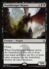 Magic The Gathering MTG Dragons of Tarkir - Deathbringer Regent