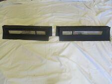 1974 - 1976 Cadillac Deville & Fleetwood 3-Piece Rear Center Filler Set