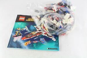 Lego Marvel Superheroes 76049 Avenjet Space Mission No Minifgures