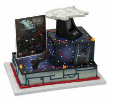 Star Wars Millenium Falcon cake decoration Signature Decoset cake topper set