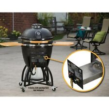 Vision Grills Quick Change Gas Insert Conversion Kit for S-Series Kamado Grill