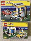 LEGO 1255 1256 Shell Car Wash & Petrol Pump Station -  New