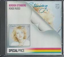 BERDIEN STENBERG - Rondo Russo SPECIAL PRICE CD Album 9TR  PHILIPS 1983 HOLLAND