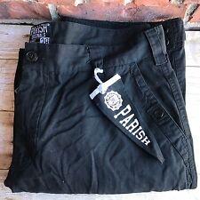 Parish Nation Originals Black Pants Size 38 New With Tags