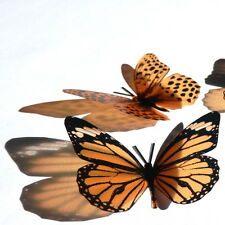 100 Pack Butterflies - Apricot- 5 to 6 cm - Topper, Weddings, Crafts, Cards,