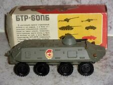 Vintage 1984 Russian 1:43 Scale Diecast Tank 6TP-60N6 with Box Made In Russia