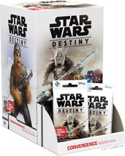 Star Wars Destiny: Convergence Booster Box 36 Packs NEW SEALED!