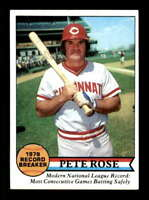 1979 Topps #204 Pete Rose  EXMT+ X1385941