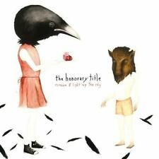The Honorary Title ‎– Scream & Light Up The Sky (2008) NEW 2LP Doghouse vinyl