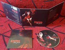 KARINA **De Pie** VERY LIMITED 2009 Venezuelan CD DIGIPACK KIARA MARIA CONCHITA