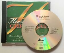 Heart & Home Christmas CD Brasscapes 1999 PsalmSinger Music Joy to The World