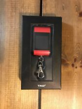 TAO Red Digital Photo Frame Keychain New In Box