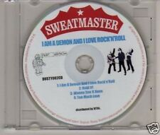 (A627) Sweatmaster, I Am A Demon & I Love Roc...- DJ CD