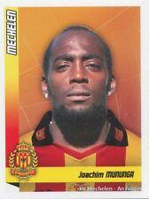 N°331 JOACHIM MUNUNGA # CONGO KV.MECHELEN STICKER PANINI FOOTBALL 2011