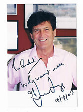 Melvyn Bragg The Southbank Show  Hand signed 6 x 4 Photograph