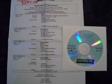 LED ZEPPELIN AC/DC ROGER WATERS DEF LEPPARD Westwood One LIVE Concert Series CD