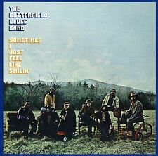 Butterfield Blues Band, Sometimes I Just Feel Like Smilin CD