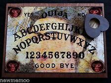 Ouija Board Monkey Board & Planchett weeja fortune telling Halloween Seance