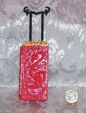 A MATTEL GENUINE MONSTER HIGH GOTH DOLL JINAFIRE LONG SUITCASE ACCESSORY