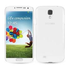 Transparent Invisible Fine étui coque For Samsung Galaxy S4 i9500 i9505 Rigide