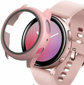 Full Cover Case with Screen Protector Fr Samsung Galaxy Watch 4 Active 2 40/44mm