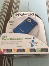POLAROID HD (720P) USB DIGITAL CAMCORDER DVF-720 - NEW