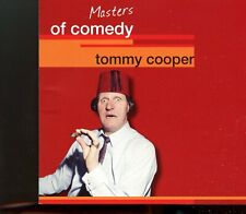 Tommy Cooper / Masters Of Comedy - MINT
