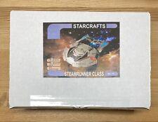 Star Trek : Steamrunner Class 1400 Scale Model Kit by Starcrafts Sealed Unopened