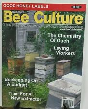 Bee Culture July 2016 Beekeeping on a Budget FREE SHIPPING