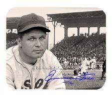 Item#2524 Jimmie Foxx Boston Red Sox Facsimile Autographed Mouse Pad