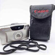 Canon Sure Shot 76 ZOOM-ZOOM 38-76 mm-Testé - 100% - Menthe avec étui de qualité
