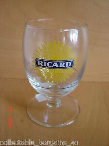 RICARD LOGO BALLOON SHOT GLASS*