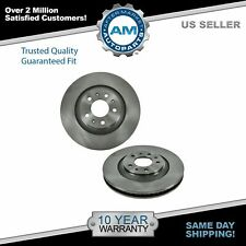 Front Disc Brake Rotors Set of 2 Pair for Bonneville GXP CTS STS New