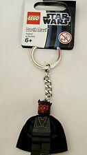 """Lego Star Wars keychain figura """"Darth Maul"""" llavero OVP! nuevo!"""