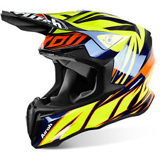 AIROH Graphics and colors Twist CROSS HELMET HELME HELMETS CASQUE TWE18 TG /M