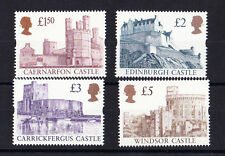 GREAT BRITAIN 1997 CASTLES ENSCHEDE SET SG 1993-1996 MNH.