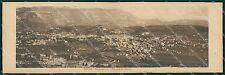 Gorizia città Panorama dal Calvario Doppia cartolina QT5789