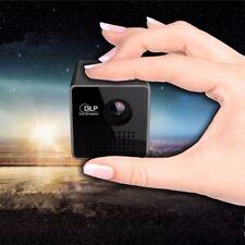 2017 Newest Mini LED Pico Projector Full HD 1080P 3D home theatre Portable proje