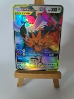 Galarian Articuno Zapdos and Moltres Proxy Custom Pokemon Card in Holo