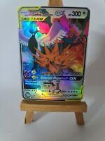 Galarian Articuno Zapdos and Moltres Proxy Custom Pokemon Card in Holo