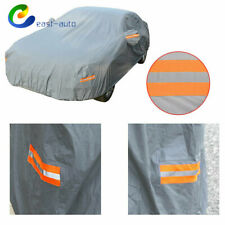 Full Car Cover Waterproof Scratch UV Dust Snow Resistant Breathable Outdoor 3L