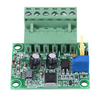NEW 1-3KHZ to 0-10V PWM Signal to Voltage Converter Module Digital Analog Board