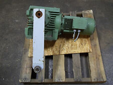 Sew-Eurodrive Electric Motor Gear Reduction 260/460 3 Phase