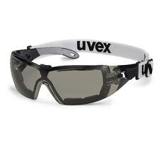 Uvex Pheos Protection Sv Extrême 9192-181 Lunettes de Sécurité Sangle Verre Fumé