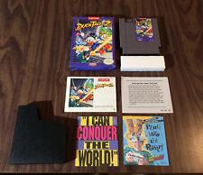 Disney's DuckTales 2 (Nintendo, NES) Authentic - Complete in Box - Duck Tales II