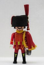 FRANZOSE HUSAR D Playmobil zu Garde Soldat Dolman Napoleon vs. Rotröcke Custom